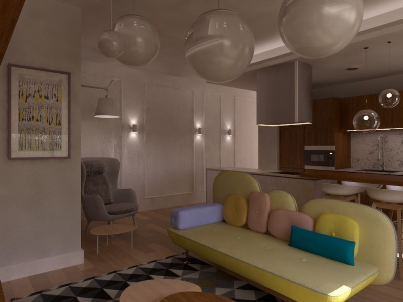 Appartament Warsaw